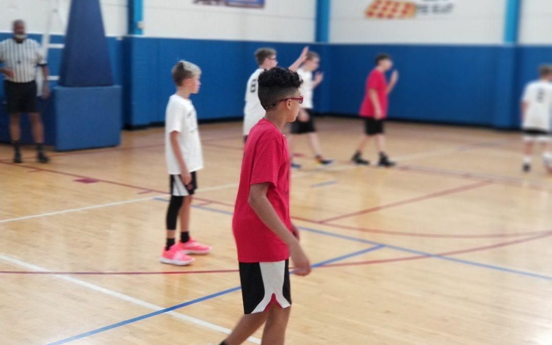 Middle School Hoopers